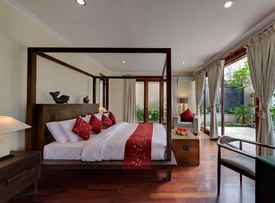 Villa Asada - Guest bedroom two