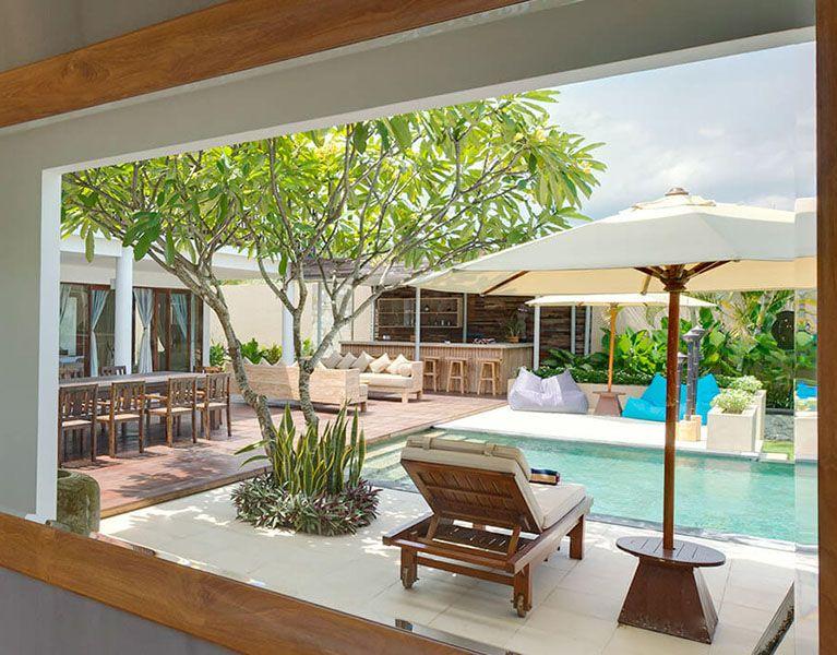 Links Villa Asada Candidasa 4 Bedroom Luxury Villa Bali